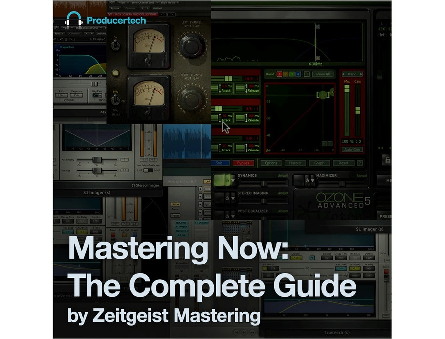 Producertech Mastering Now - The Complete Guide