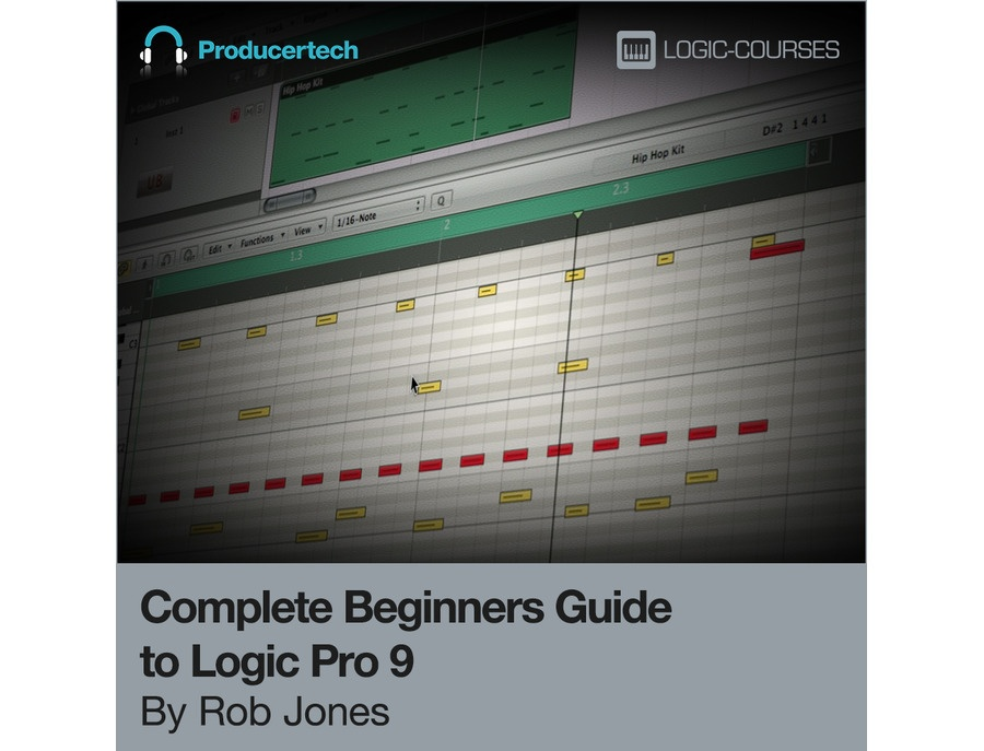 Producertech Complete Beginners Guide to Logic Pro 9