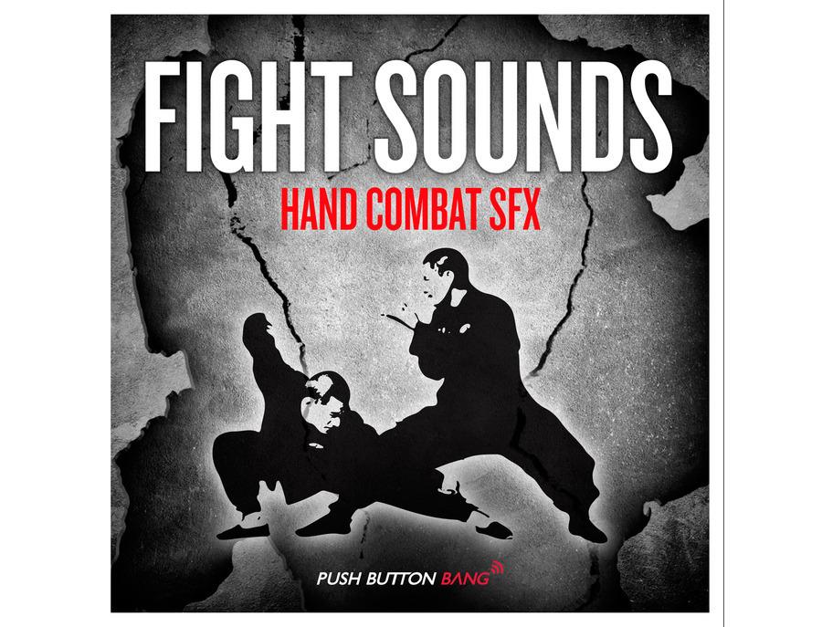Push button bang fight sounds hand combat sfx xl