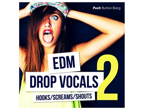 Push Button Bang EDM Drop Vocals 2