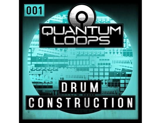 Quantum Loops Drum Construction 001