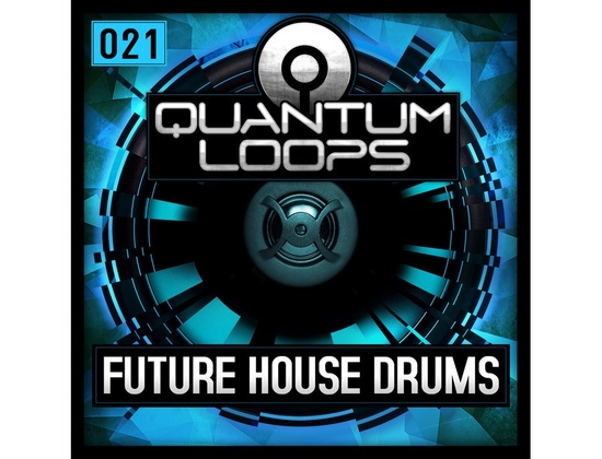 Quantum Loops Future House Drums