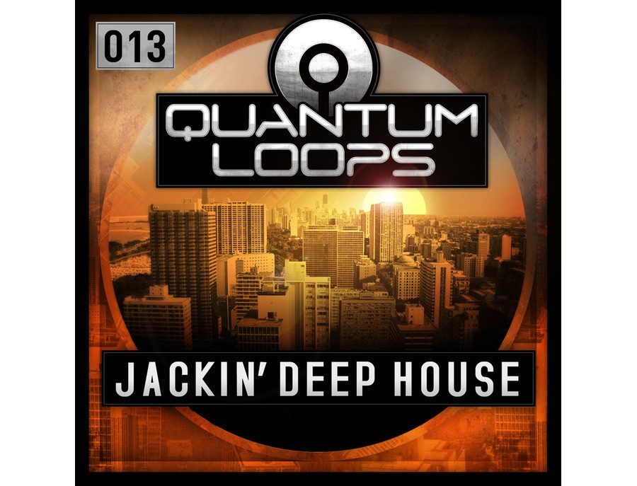 Quantum Loops Jackin' Deep House