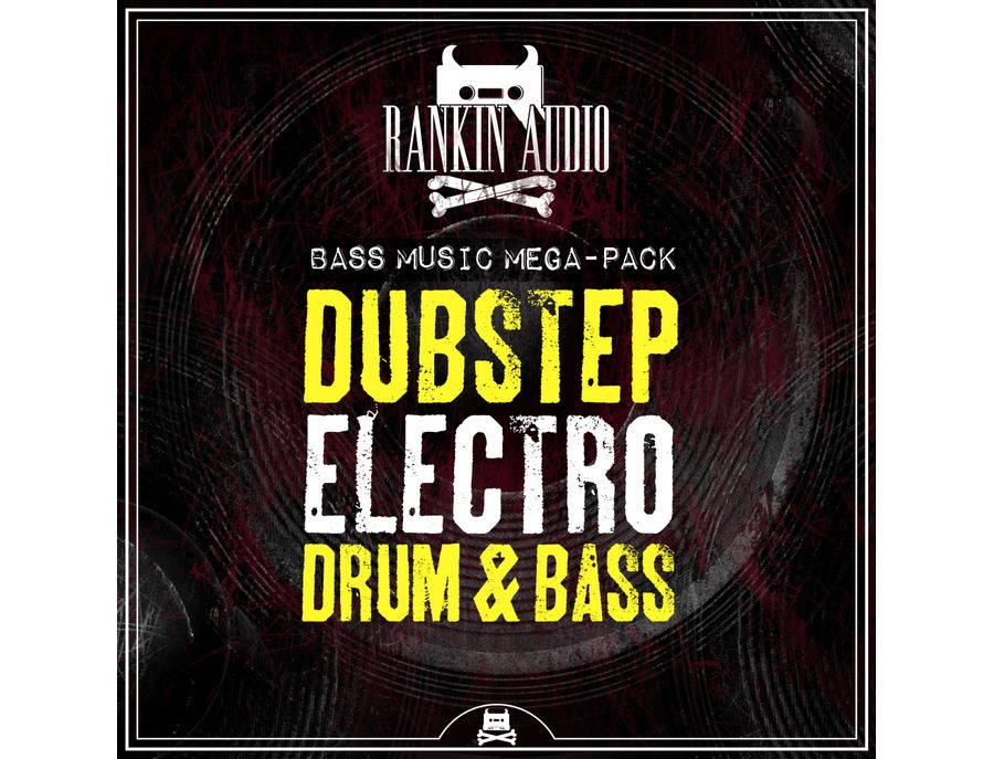 Rankin Audio Bass Music Mega Pack - Dubstep, Electro and Drum & Bass