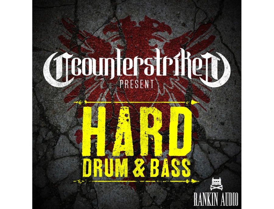 Rankin Audio Counterstrike Present Hard Drum & Bass