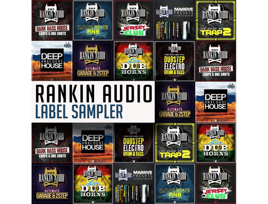 Rankin Audio Label Sampler 2