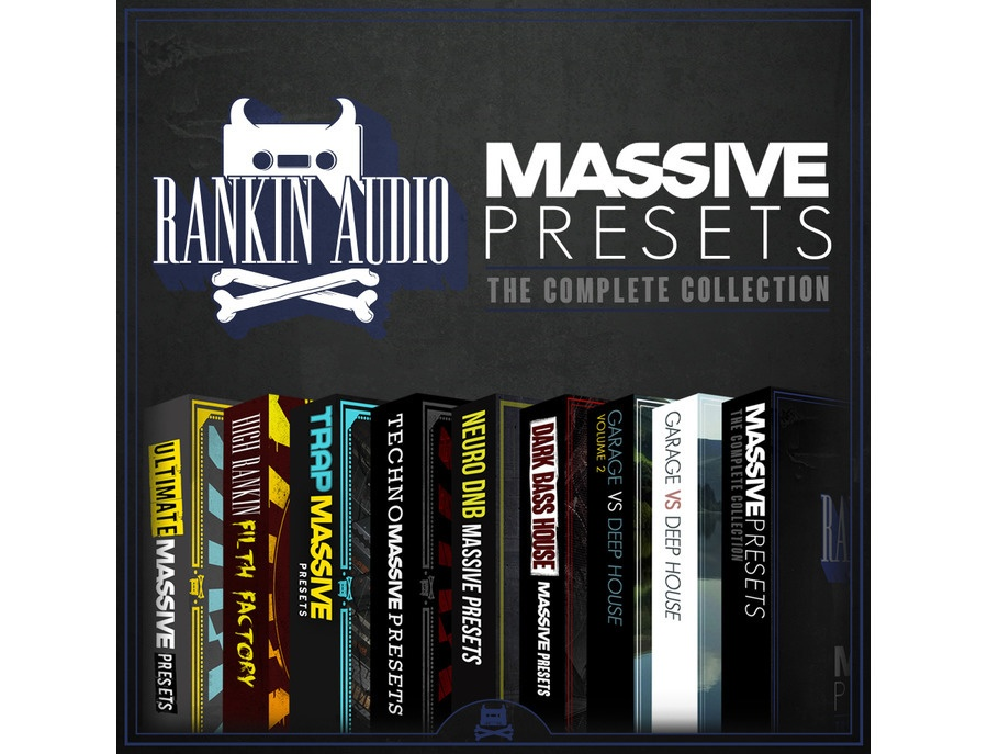Rankin Audio Massive Presets - The Complete Collection