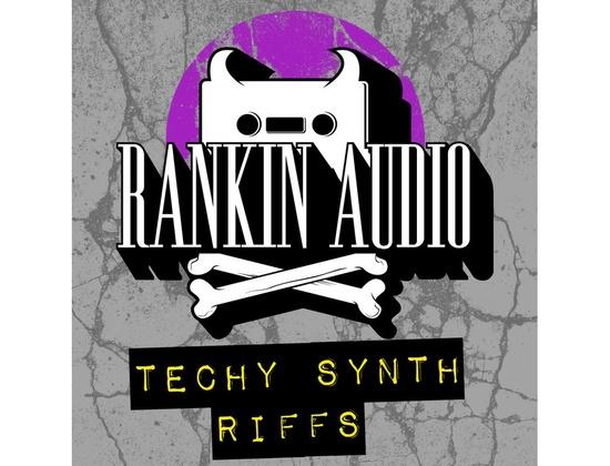 Rankin Audio Techy Synth Riffs