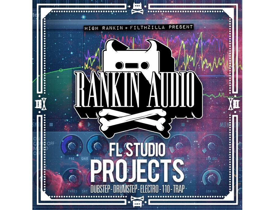Rankin Audio FL Studio Projects