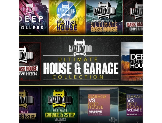 Rankin Audio Ultimate House & Garage Collection