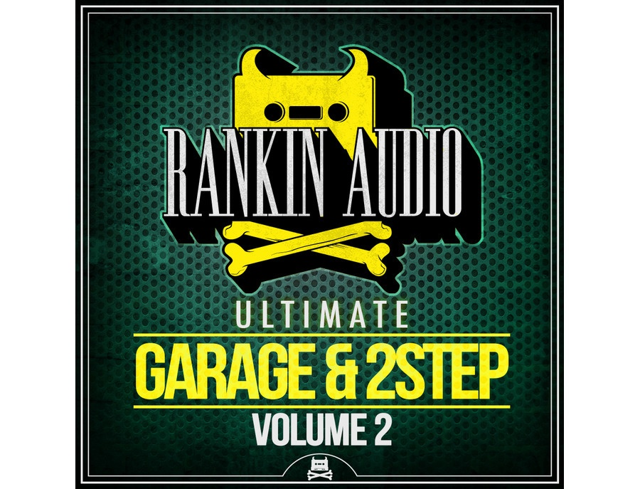Rankin Audio Ultimate Garage & 2Step Vol. 2
