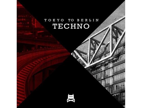Rankin Audio Tokyo To Berlin Techno