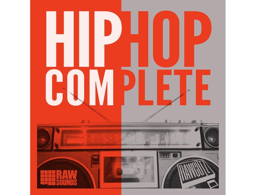 Rawcutz Hip Hop Complete