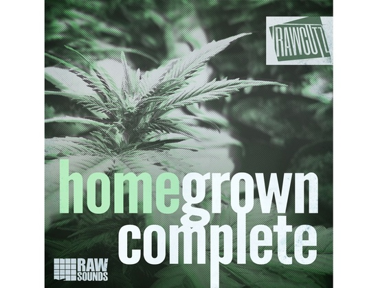 Rawcutz Home Grown Complete