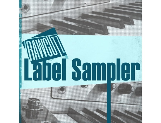Rawcutz Raw Cutz Label Sampler 2