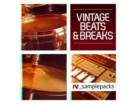 RV Samplepacks Vintage Beats & Breaks