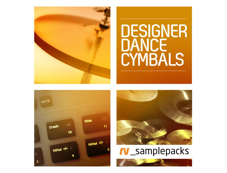 RV Samplepacks Designer Dance Cymbals