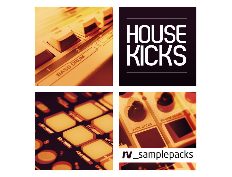 RV Samplepacks House Kicks
