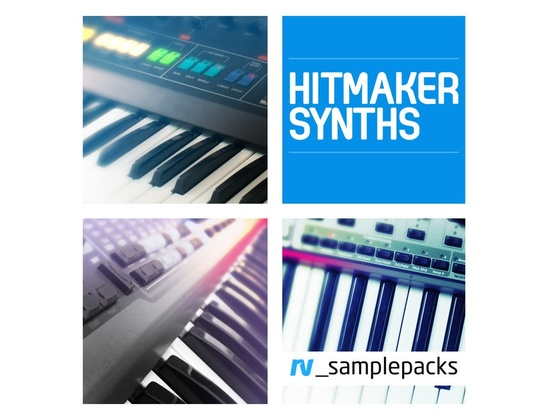 RV Samplepacks Hit Maker Synths