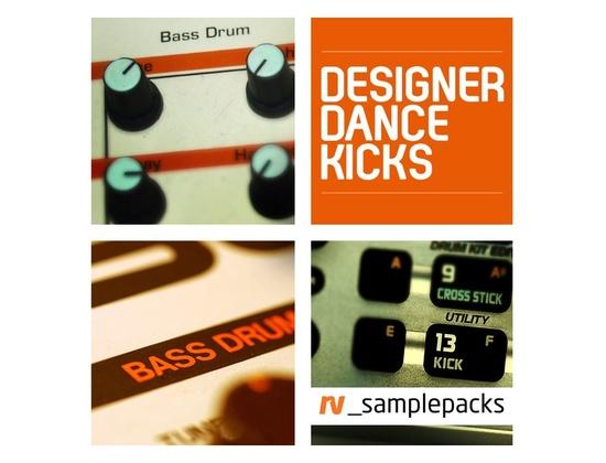 RV Samplepacks Designer Dance Kicks