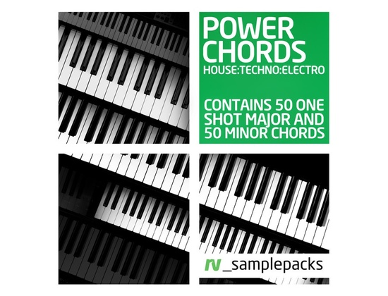 RV Samplepacks Power House Chords
