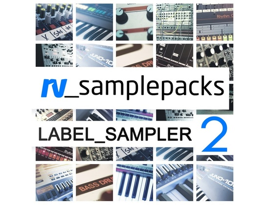 RV Samplepacks RV_Samples Label Sampler 2