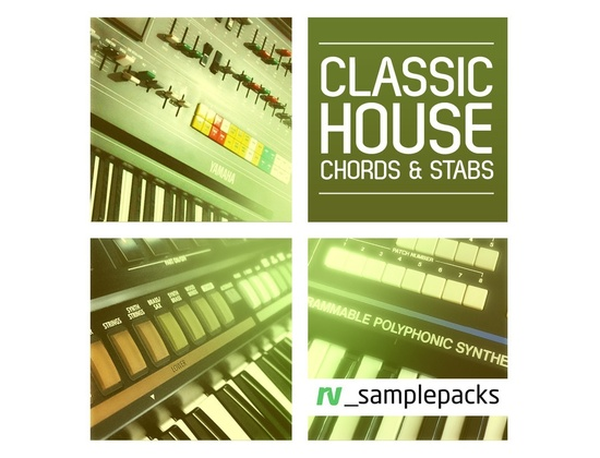 RV Samplepacks Classic House Chords & Stabs