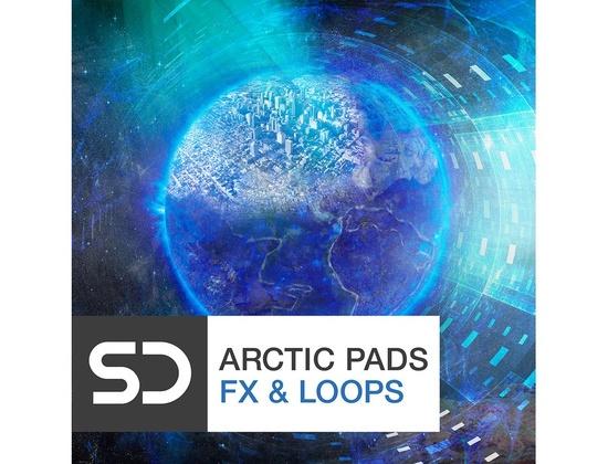 Sample Diggers Arctic Pads Fx & Loops