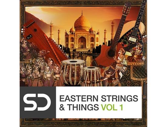 Sample Diggers Eastern Strings & Things Vol 1