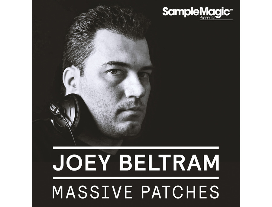 Sample Magic Joey Beltram Massive Patches
