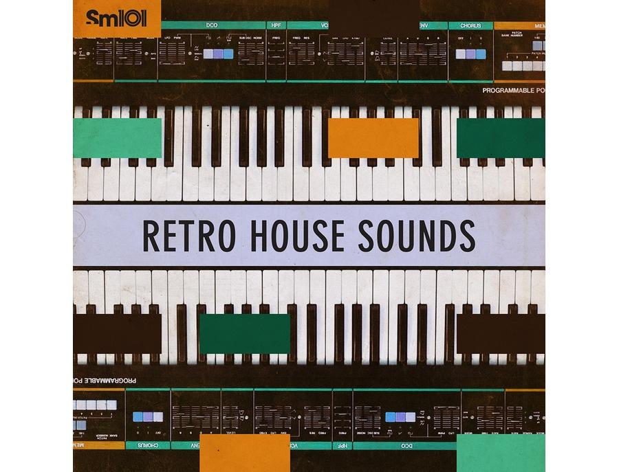Sample Magic Retro House Sounds