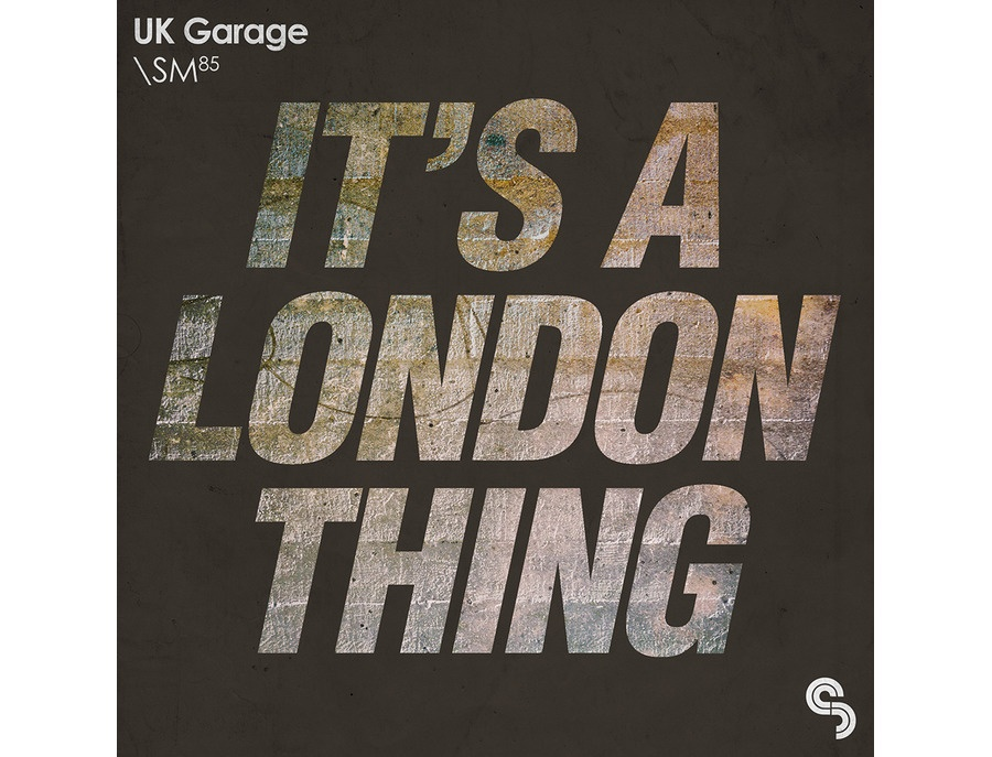 Sample Magic UK Garage