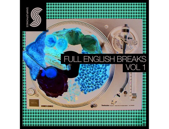 Samplephonics Full English Breaks vol. 1