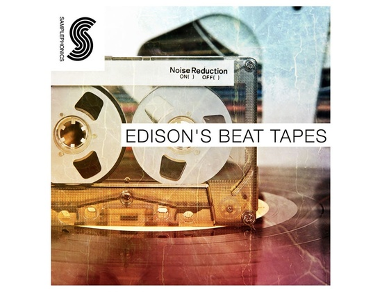 Samplephonics Edison's Beat Tapes