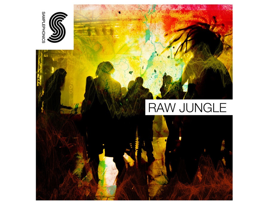 Samplephonics Raw Jungle