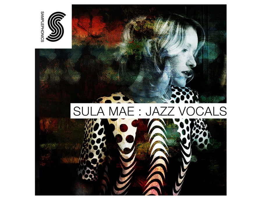 Samplephonics Sula Mae: Jazz Vocals