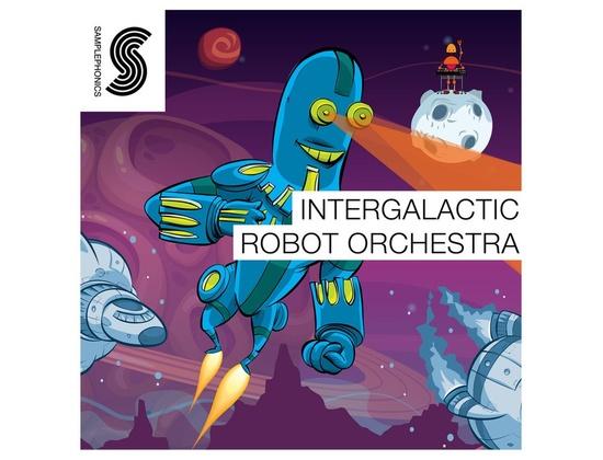 Samplephonics Intergalactic Robot Orchestra