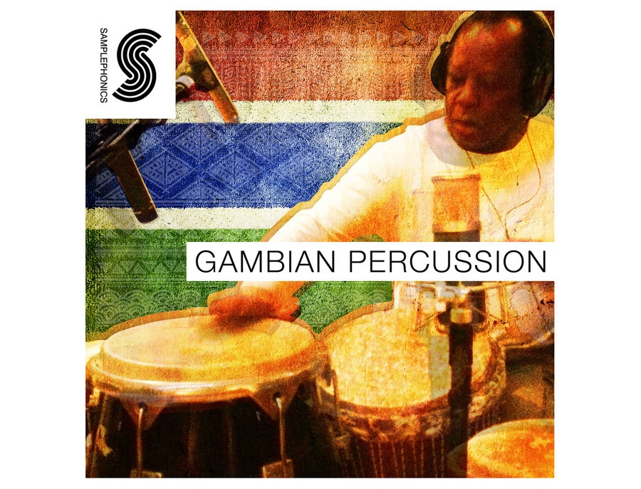 Samplephonics Gambian Percussion
