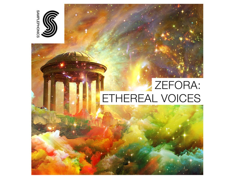 Samplephonics Zefora: Ethereal Voices