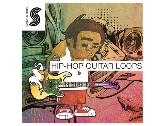 Samplephonics Hip-Hop Guitar Loops