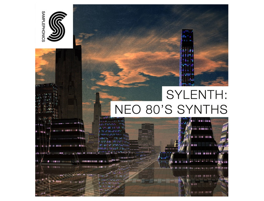 Samplephonics Sylenth: Neo 80's Synths