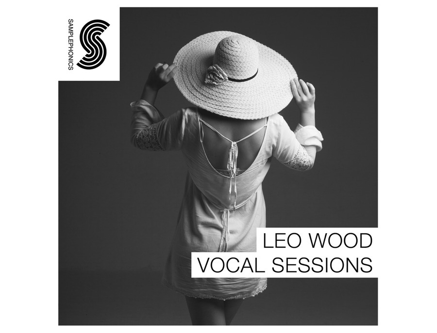 Samplephonics Leo Wood Vocal Sessions
