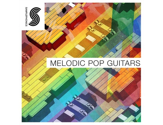 Samplephonics Melodic Pop Guitars