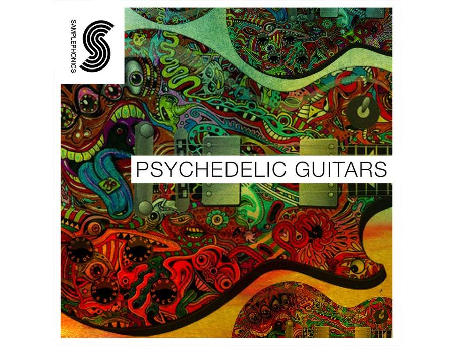 Samplephonics Psychedelic Guitars