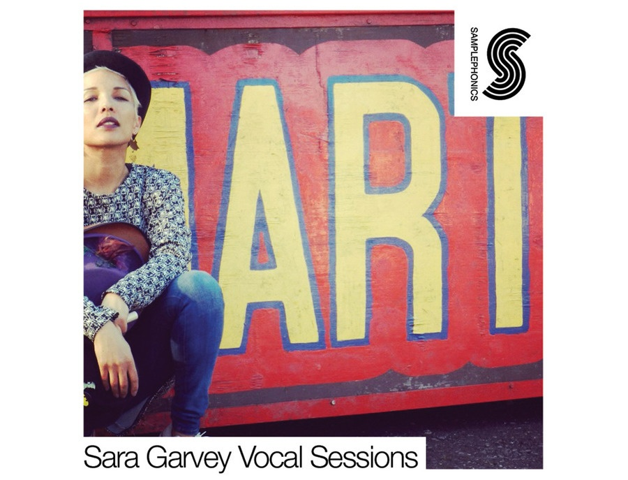 Samplephonics Sara Garvey Vocal Sessions