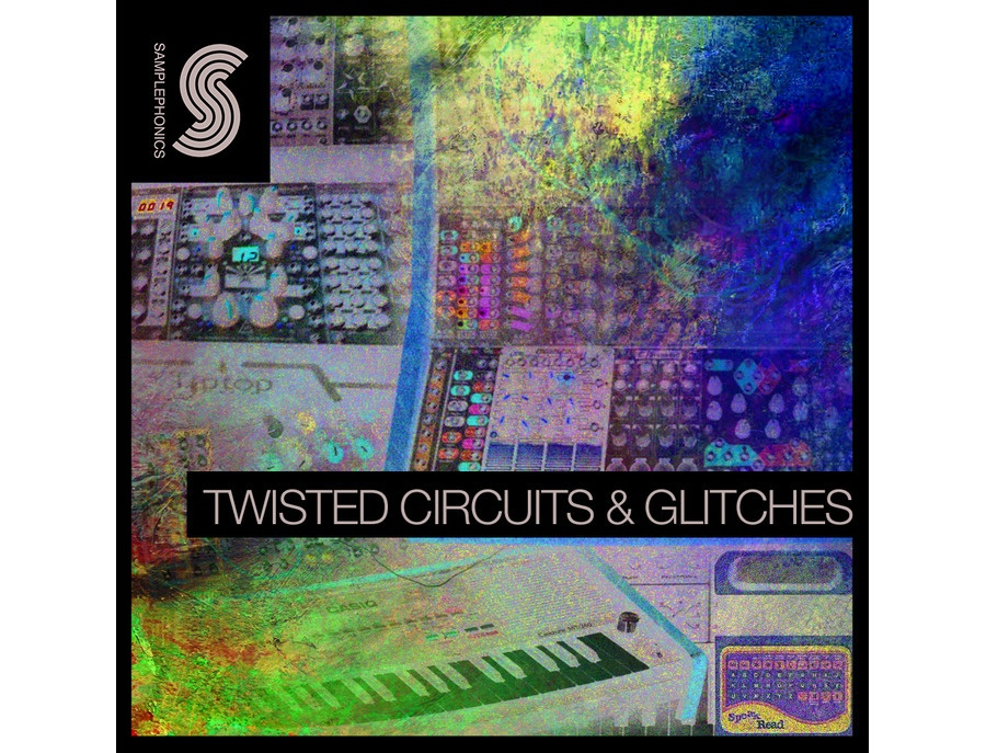 Samplephonics Twisted Circuits & Glitches