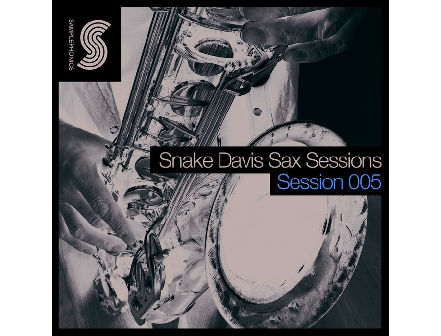 Samplephonics Snake Davis - Sax Sessions