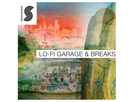 Samplephonics Lo-Fi Garage & Breaks