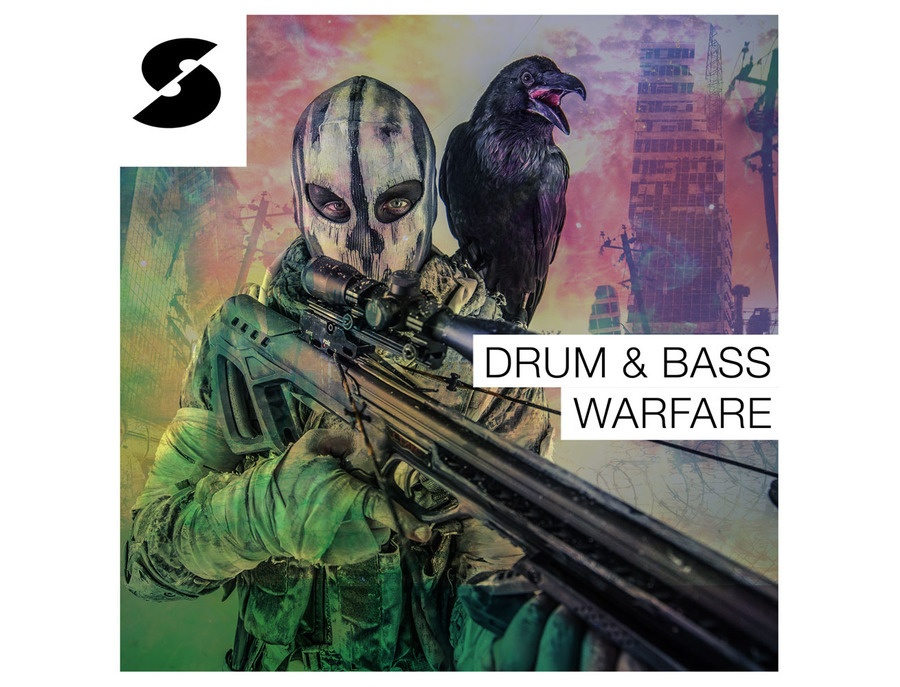 Samplephonics Drum & Bass Warefare