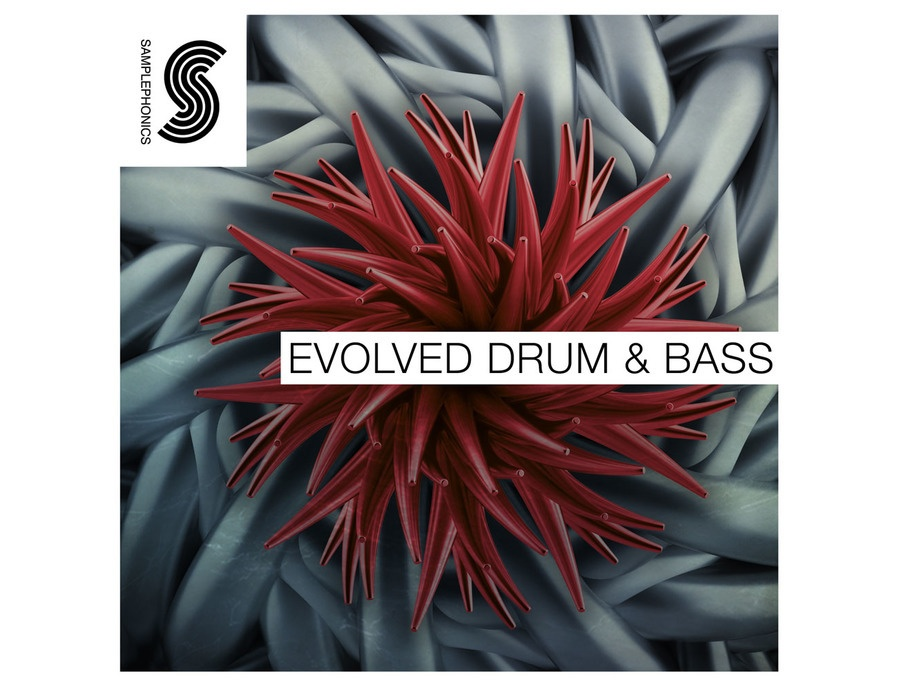 Samplephonics Evolved Drum & Bass